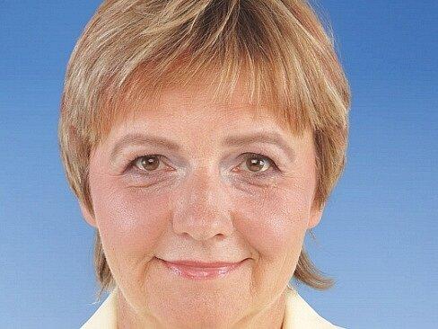 Starostka meziměstí Eva Mücková.