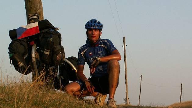 Snímky Martina Adámka z Rumunska.