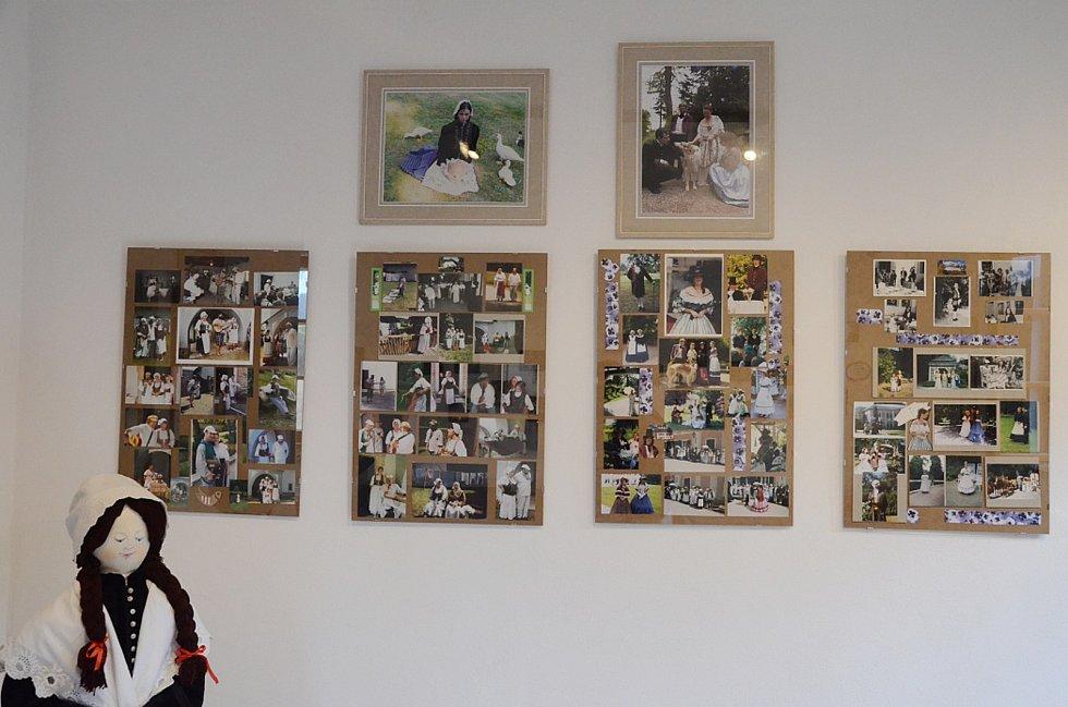 50 let oživlých Ratibořic mapuje výstava.