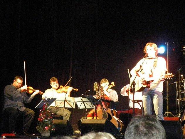 Koncert Janka Ledeckého.