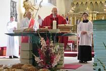 Součástí již tradiční Vavřinecké pouti je také poutní mše spojená se svěcením Vavřineckého chleba.