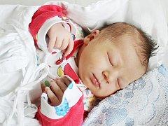 MATYÁŠ BRAHA se narodil 12. září 2012 v 17:48 hodin s váhou 3685 g a délkou 51 cm. S rodiči Petrou Francovou a Martinem Brahou mají domov v Broumově.