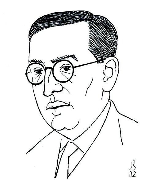 Josef Čapek.