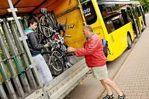 Cyklobusy budou jezdit do 30. září v sobotu, neděli a ve svátky a v době letních prázdnin každý den.
