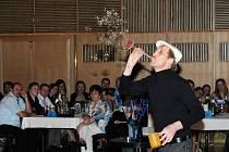 V sobotu patřil sál Josefa Čapka čtrnáctému reprezentativnímu plesu města Hronov.