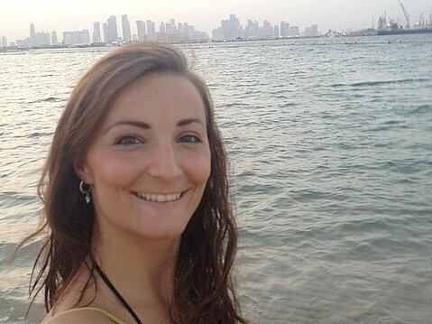 Fyzioterapeutka Markéta Klemmová z Náchoda pracuje v Kataru.