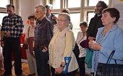 """Výstava k 70. výročí konce 2. světové války """"Běloves volá"""" se koná v budově bývalé celnice v Náchodě-Bělovsi."""