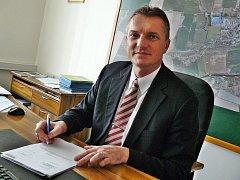 Jiří Klepsa, starosta Jaroměře.