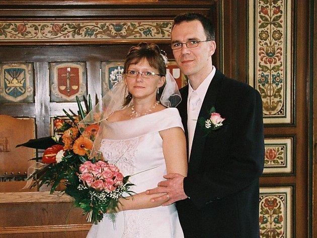 Marcela a Pavel Kaněrovi z Náchoda.