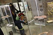 V OBNOVENÉM BASTIONU NO. IX pevnosti Josefov je nyní možno spatřit výstavu o legionářích včetně výzbroje.