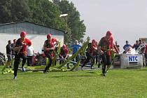 Konečné hodnocení mužské části Náchodské hasičské Primátor NTC ligy ovládli hasiči z Bukovice.