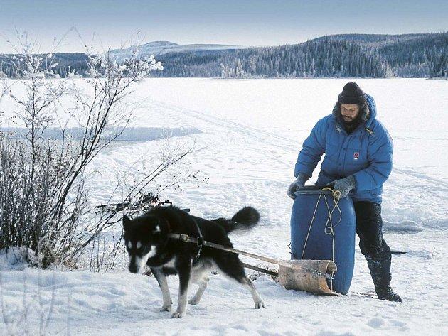 Z pobytu Leoše Šimánka na severu Kanady.