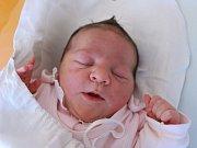 KRISTÝNA PŘIKRYLOVÁ z Vernéřovic potěšila svým příchodem na svět rodiče Kristýnu Zemanovou a Libora Přikryla. Holčička se narodila 20. března 2018 ve 12, 19 hodin, vážila 4200 g a měřila 52 cm.