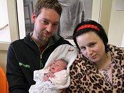 LILIEN VAISAROVÁ je prvním děťátkem Kristýny Bulířové a Filipa Vaisara ze Stárkova. Holčička se narodila 16. dubna 2017 ve 23.17 hodin, vážila 3640 gramů a měřila 47 centimetrů.