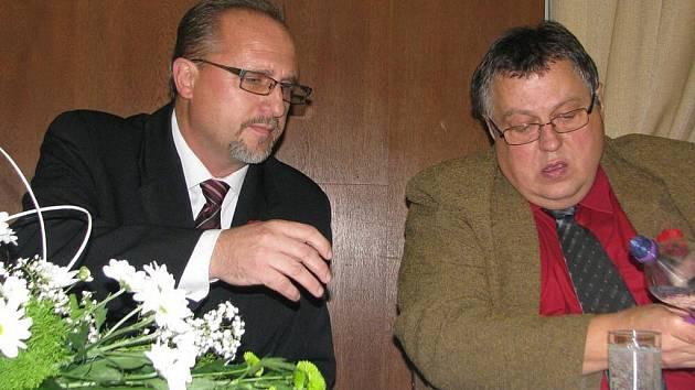 PETR HABLE se stal ve čtvrtek odpoledne starostou Nového Města nad Metují.