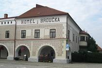 Hotel u Broučka.