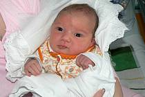 NATÁLIE MÍLOVÁ se narodila 26. prosince 2012 ve 18:50 hodin s délkou 50 cm a váhou 3,620 kg. S maminkou Markétou má domov v Martínkovicích.