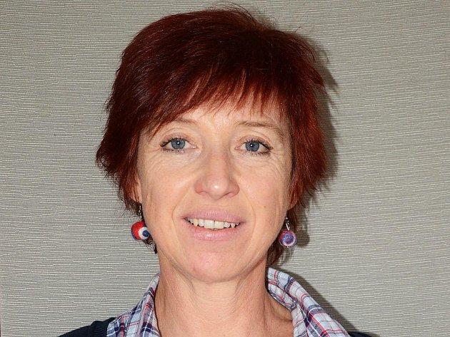 Ivana Votavová, ředitelka Městské knihovny v Náchodě.