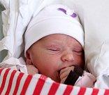 KLAUDIE KLIMEŠOVÁ z Broumova je prvním děťátkem Veroniky Gabajové a Petra Klimeše z Broumova. Holčička se narodila 5. července 2017 ve 4.28 hodin a vážila 3190 gramů.