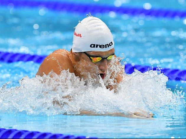 NÁCHODSKÝ plavec Pavel Janeček se v italské metropoli představil hned ve čtyřech disciplínách.