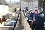 Mlýnský náhon byl v úterý 21. března před zahájením návštěvnické sezony 2018 připraven a předán k plnému užívání.