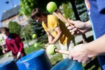 Náchodská Prima sezóna nabízí i bubenický workshop.
