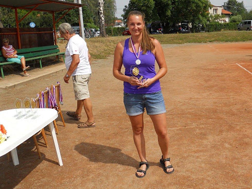 MISS FINÁLE: Veronika Havlová (Bílá Třemešná).