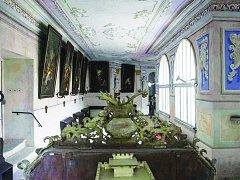 klášter v Opočně