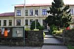 Budova základní školy v Sedloňově v letošním roce.