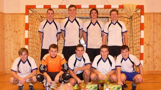 První ročník turnaje Ajax futsal cup 2012