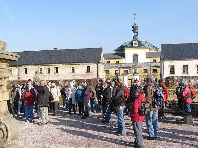 Turisté poznávali okolí Jaroměře