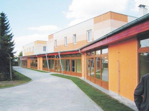Domov důchodců v Albrechticích nad Orlicí