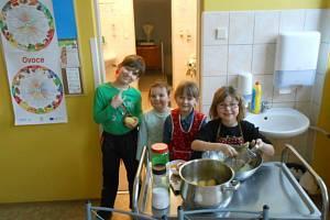 Skutečně zdravá škola nabízí dětem chutné a kvalitní jídlo.