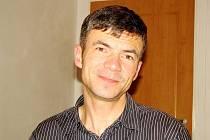 TOMÁŠ HOFFMANN, který pochází z Letohradu a nyní žije v Deštném, vystudoval stavební fakultu i teoologii