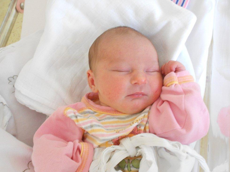Eliška Železná se narodila 12. 2. 2021 v11:02 hodin. Vážila 2 900 g a měřila 47 cm. Hrdí rodiče Petra Železná a Lukáš Hrnčíř pochází zRychnova nad Kněžnou. Tatínek byl u porodu mamince velkou oporou.