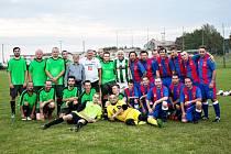 VYROČÍ 70 LET od svého založení slavil zpětně fotbalový klub z Rokytnice v Orlických horách, který byl založen v roce 1950. Přát přijely i legendy Antonín Panenka a Karol Dobiaš.