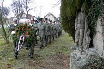 Pietní akt k uctění památky  obět války