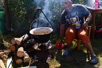 TAKTO vypadaly bolehošťské  gulášové slavnosti v minulých letech. I letos je na co se těšit.