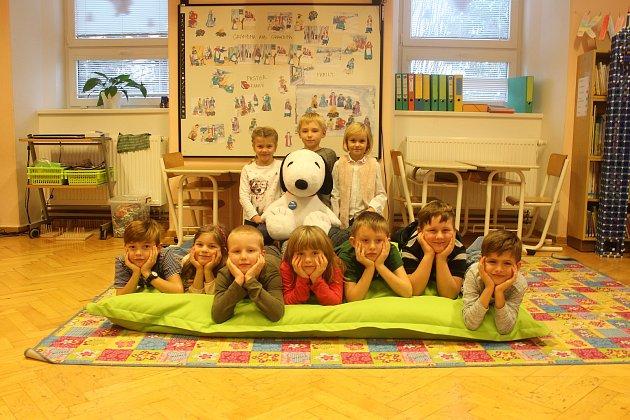 Základní škola Bílý Újezd - 1.třída.