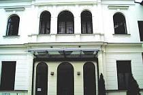 Pelclovo divadlo po rekonstrukci.