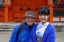 Konstantin Korovin během svého života poznal řadu zemí, Japonsko ho však očarovalo. Loni na podzim se vydal na dlouhou pouť po klášterech na ostrově Šikoku