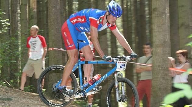 Třetí ročník závodu horských kol Stalak Bike Cup 2009 v Rychnově nad Kněžnou.