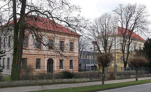 Střední škola v Opočně.