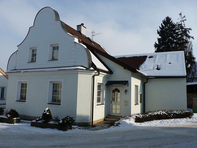 PŮVODNÍ DŮM ČP. 258 nový majitel zboural a postavil zde tento rodinný dům.