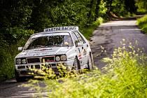 Druhý ročník Rally Orlické hory