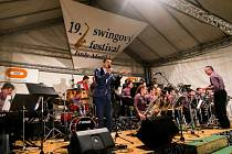 Swingový festival Jardy Marčíka.