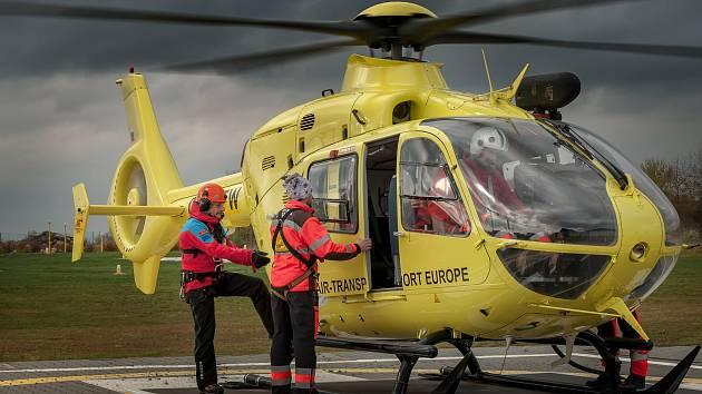 Záchranáři Horské služby. Ilustrační foto