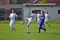 Fotbalisté Borohrádku na podzim v domácím prostředí ještě nezaváhali.