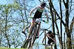 Jubilejní desátý závod horských kol Stalak Bike Cup zahájil nový ročník Dobrušského poháru.