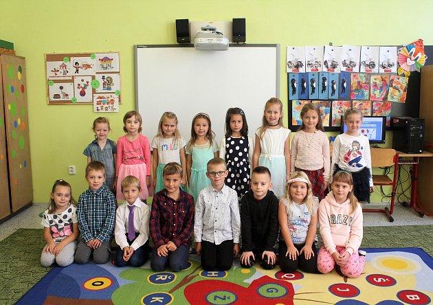 Základní škola Solnice - žáci z1. B.